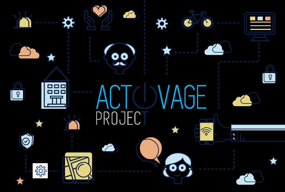 Projet européen Activage pour le maintien à domicile