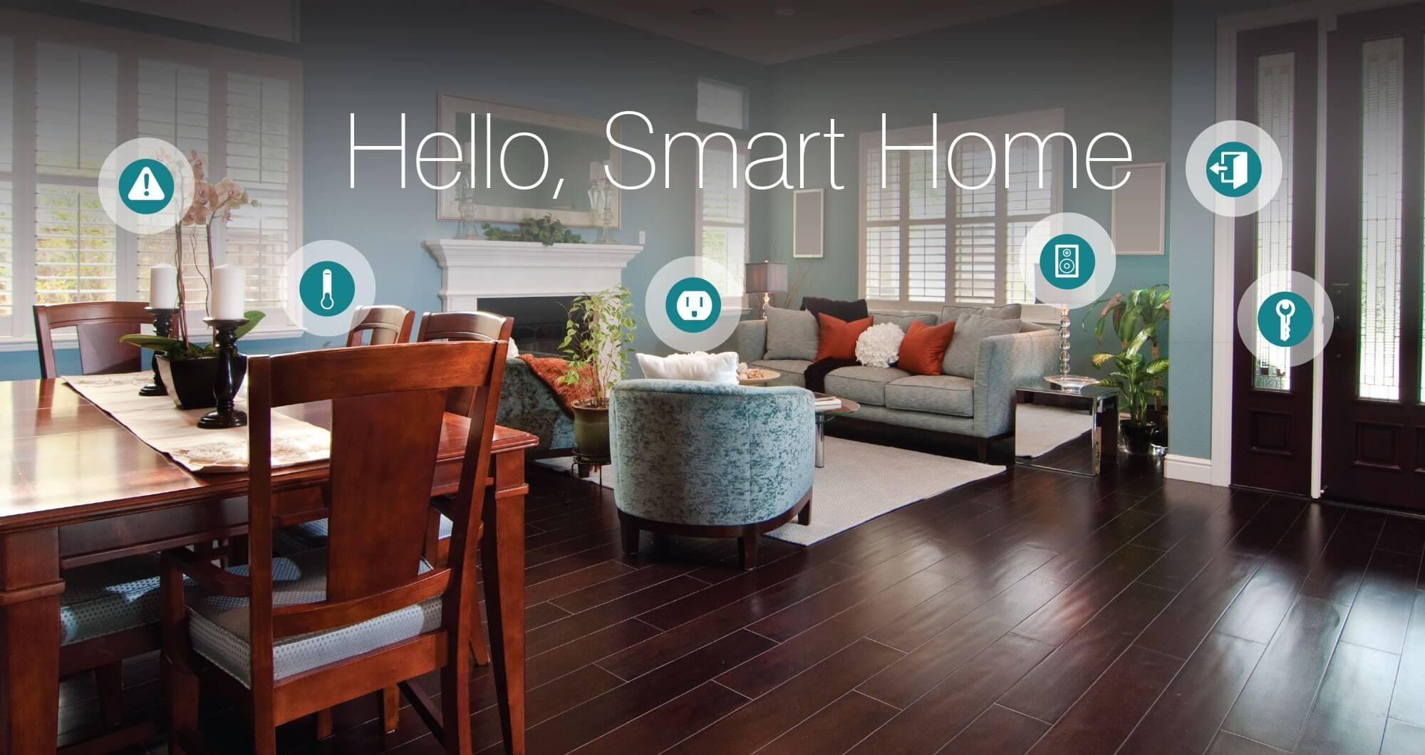 Une maison connectée pour améliorer votre confort de vie (alarme, chauffage, éclairage, multimédia, scénarios, vidéosurveillance, volets, ....)